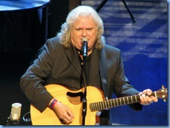 9210 Nashville, Tennessee - Grand Ole Opry radio show - Ricky Skaggs
