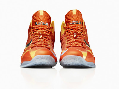 nike lebron 11 gr atomic orange 5 09 forging iron Official Unveiling of LEBRON 11 Forging Iron That Drops Next Month