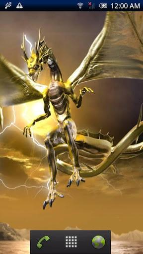 雷のドラゴンFree