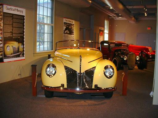 1940 Mercury by Coachcraft