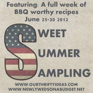 Sweet Summer Sampling