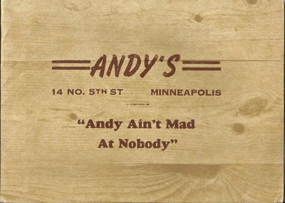 Andys in Minneapolis Group PR Antiques front