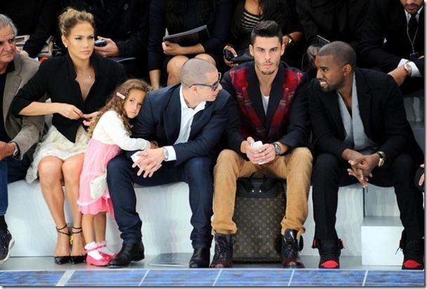 JLo sits front row Chanel Emme aIu4I9fSw1El