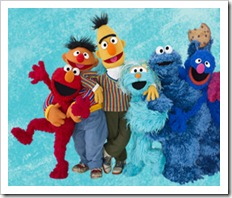 SESAME STREET Program Main