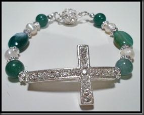 grønt armbånd