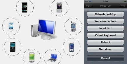 PC Remote Control for iPhone and Android