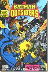 P00008 - Batman y los Outsiders #16
