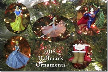 2013 ornaments