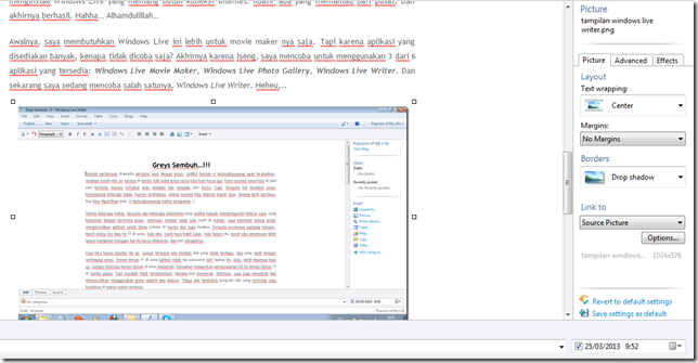 edit picture windows live writer