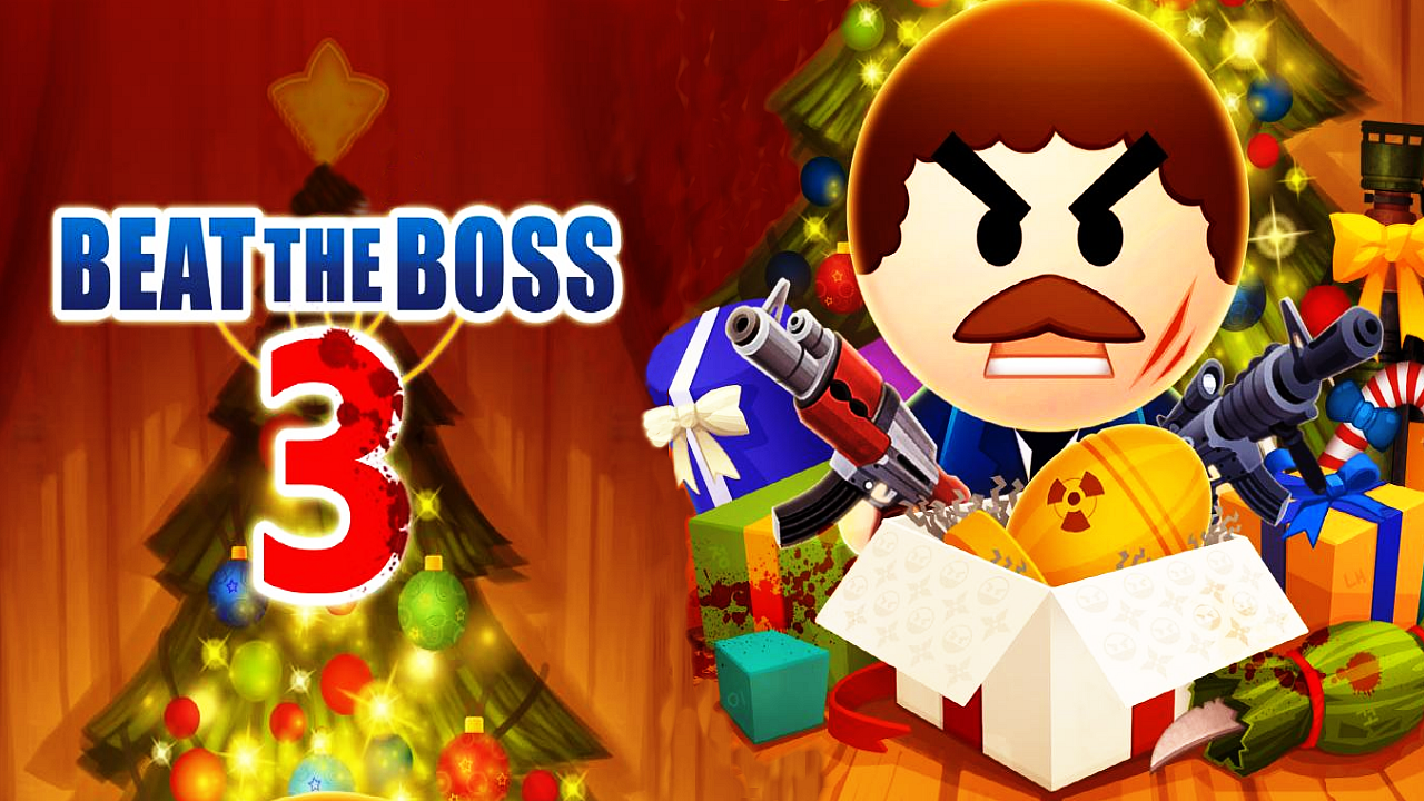 Android Zone: Beat the Boss 3 1.8.0 MOD Apk + Data ( Unlimited Gold ...