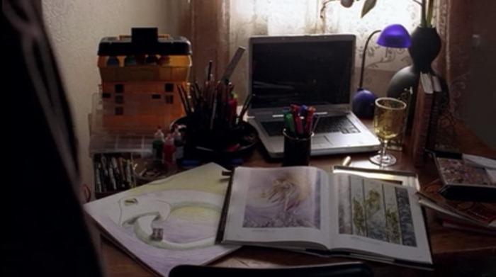 Janes Margolis bedroom