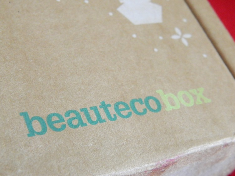 beautecobox outer packaging