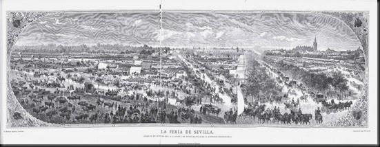 FERIA DE SEVILLA 1881