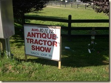 tractor show promo