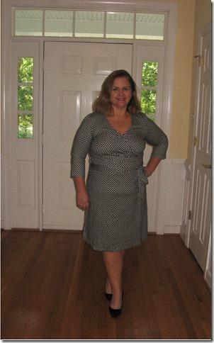 Dobbin Wrap Dress