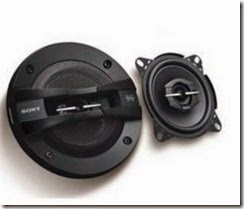 PayTM : Buy Sony Combo of 4? Car Speaker Set And DVD Holder At Rs. 519 only