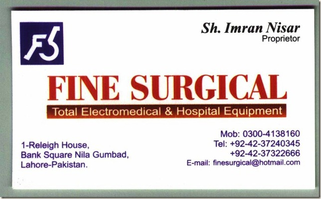 fine surgical