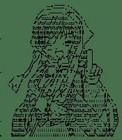 翠星石 指差し (ローゼンメイデン)