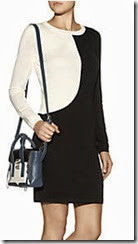 Boss Black Woman Knit Jumper Dress