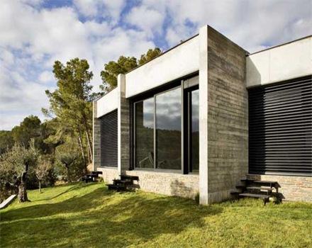 fachada-piedra-casa-arquitectura-Mont-ràs-Marta Garcia-Orte