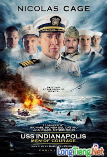 Chiến Hạm Indianapolis - USS Indianapolis: Men of Courage Tập 1080p Full HD