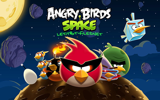 Angry Birds Space для Windows