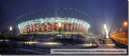 Estádio em 2012