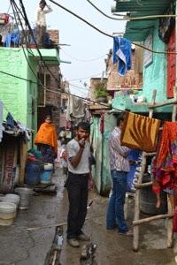 Delhi Camp Street Life 001