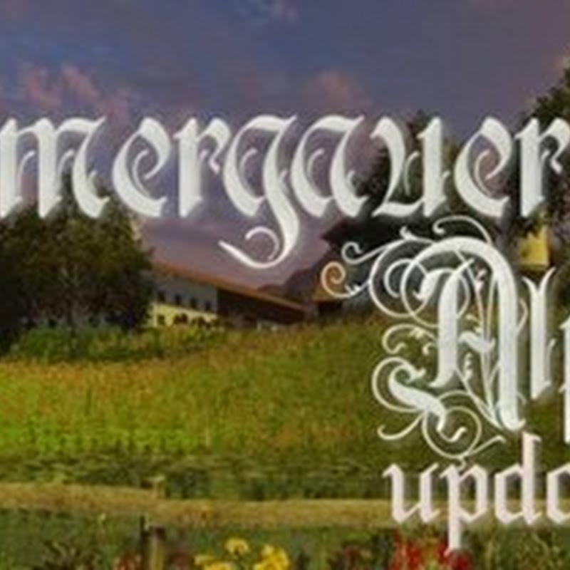 Farming simulator 2013 - Oberammergau Alps v 2.11