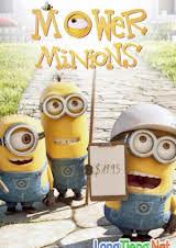 Minions Cắt Cỏ