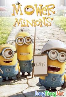 Minions Cắt Cỏ - Mower Minions