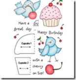 cucake birdy