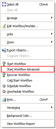 Informatica PowerCenter Concurrent Workflow Running