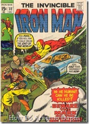P00162 - El Invencible Iron Man #32