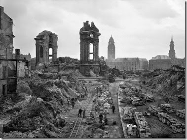 GERMANY-HISTORY-WWII-BRITAIN-DRESDEN-FRAUENKIRCHE