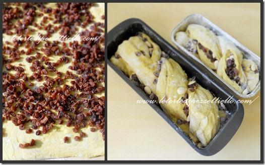 Brioche al pistacchio e Tang Zhong