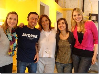 MONICA, ENRIQUE RODRÍGUEZ, ANDREA ELAGE, MONIQUE ROSSETO E ANDRSSSA KOHNTOPP 02