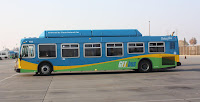 GET – the Golden Empire Transit District in Bakersfield, Calif. – is moving to replace a dozen of its older CNG buses with low-floor new ones.