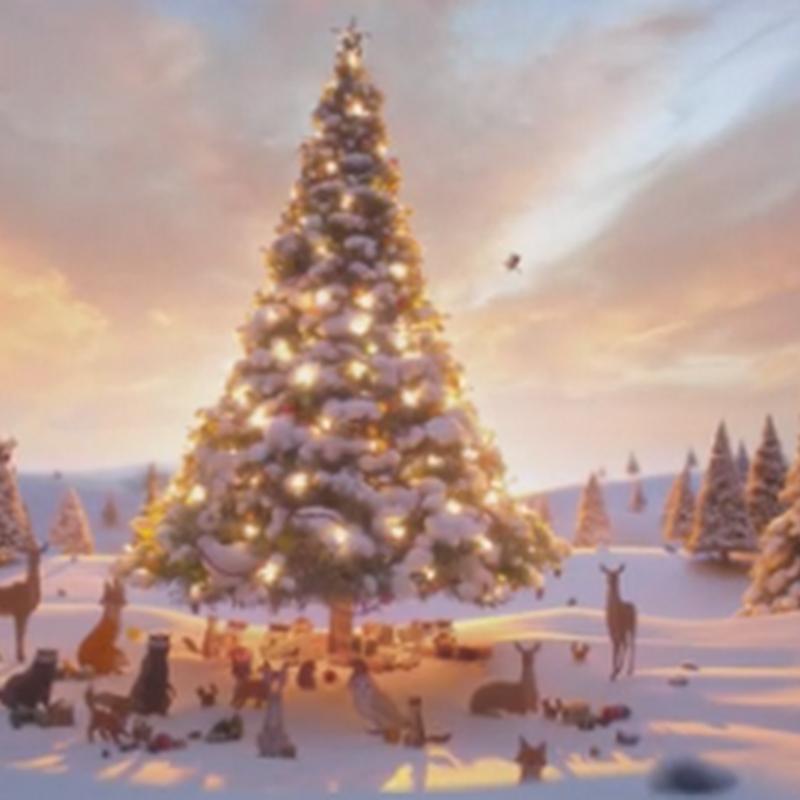 Comercial navideño de John Lewis 2013