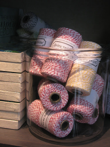 So does this cute baker's twine