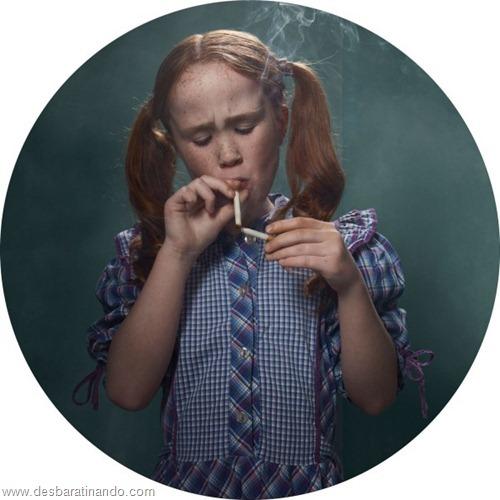 crianças fumando criancas cigarro desbaratinando  (7)