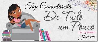 Top Comentarista Janeiro