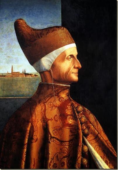 Portrait du doge Leonardo Loredan