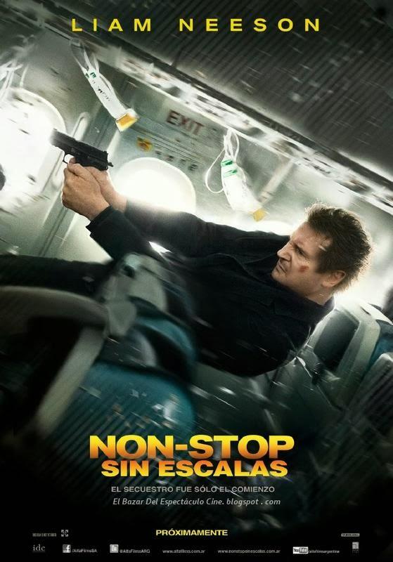 Non-Stop: Sin Escalas (2014) [Dvdrip] [Latino] [1 Link]