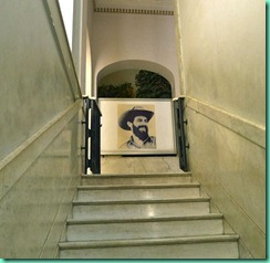 Havana 209, Fidel, museum, presidential palace, marble stairs