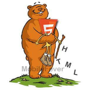 HTML5 Bear Hug