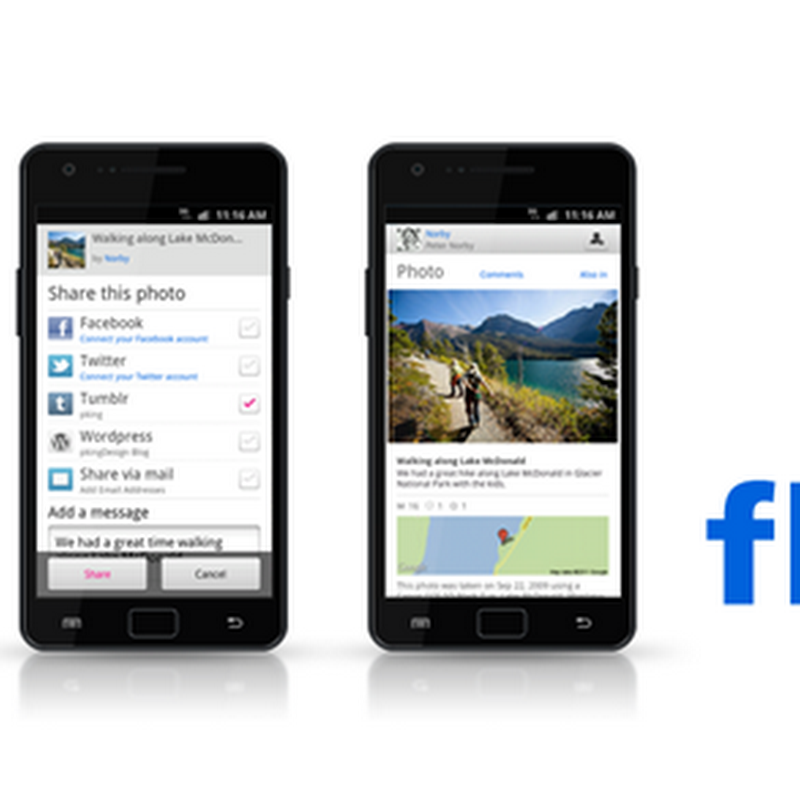Flickr for Android review