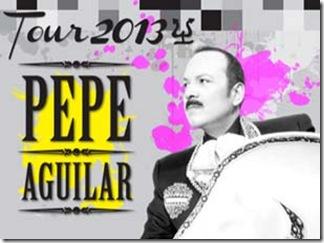 Pepe Aguilar proximos conciertos 2013 palenque