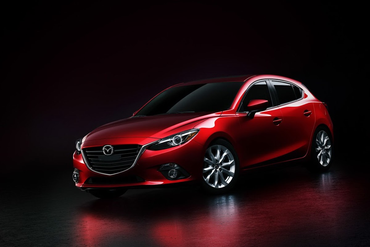 100  New Mazda 3   2018 New Mazda Mazda3 5 Door Touring