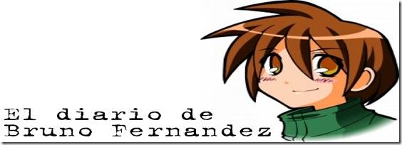 El diario de Bruno Fernández